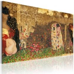 Obraz  Gustav Klimt  inspiracja