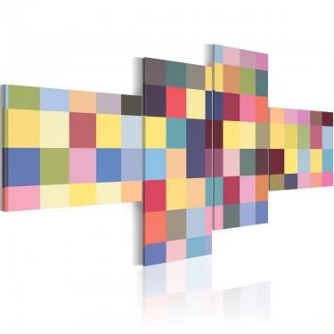 Obraz  Estetyka barw