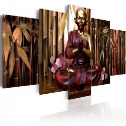 Obraz - Bamboo temple