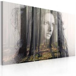 Obraz - Leśna nimfa