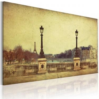 Obraz  Paryż  miasto marzeń