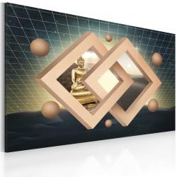 Obraz  Budda (abstrakcja)