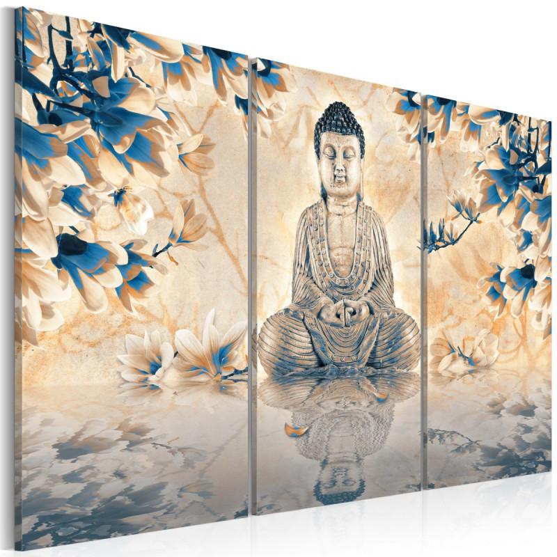 Obraz  Buddyjski rytuał