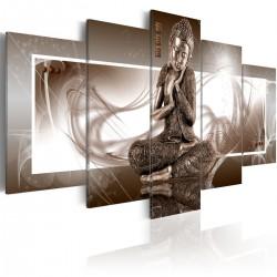 Obraz - Dumający Budda