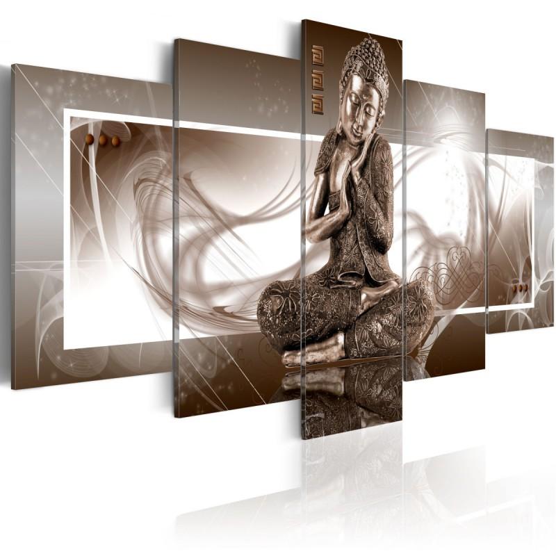 Obraz  Dumający Budda