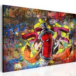 Obraz - Graffiti master