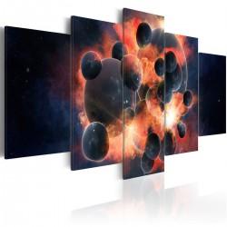 Obraz  Teoria stworzenia wszechświata