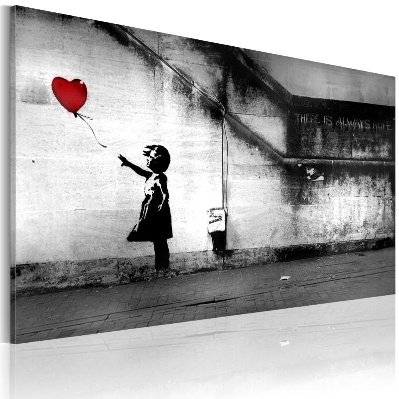 Obraz  nadzieja (Banksy)
