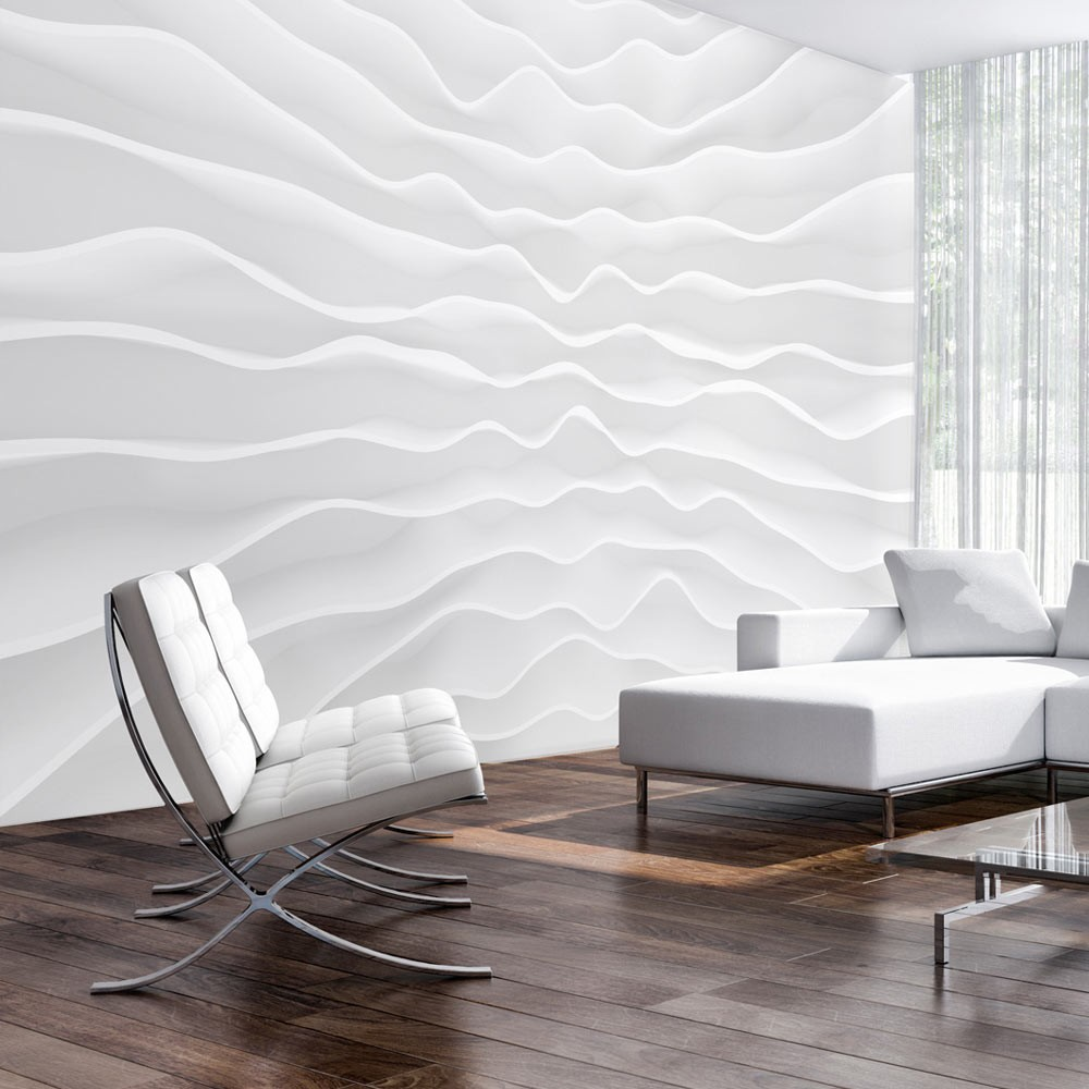 Fototapeta - Origami wall