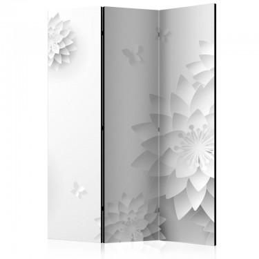 Parawan 3częściowy  Orientalne kwiaty [Room Dividers]