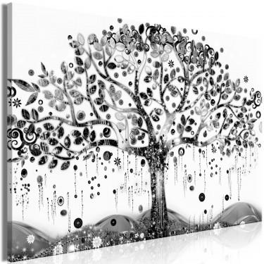 Obraz  Obfite drzewo (1częściowy) szeroki