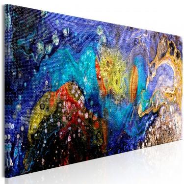 Obraz  Dno oceanu (1częściowy) wąski