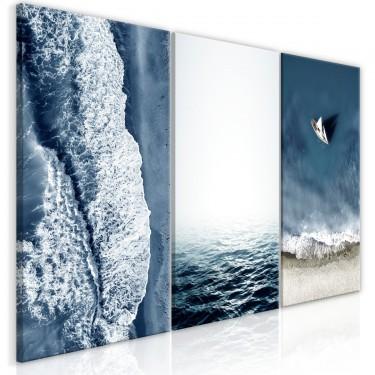 Obraz  Pejzaż morski (kolekcja)