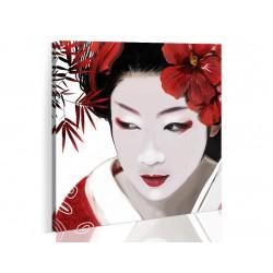Obraz Japońska Gejsza