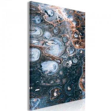 Obraz  Ocean plam (1częściowy) pionowy