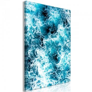 Obraz  Prąd morski (1częściowy) pionowy