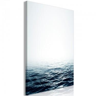 Obraz  Woda oceanu (1częściowy) pionowy