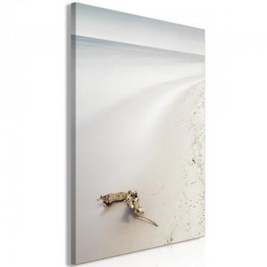 Obraz  Brzeg morza (1częściowy) pionowy