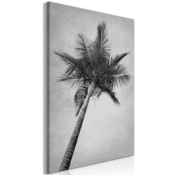 Obraz  Wysoka palma (1częściowy) pionowy