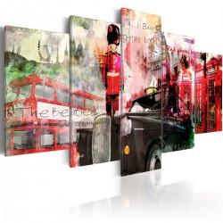 Obraz  Wspomnienia z Londynu  5 części