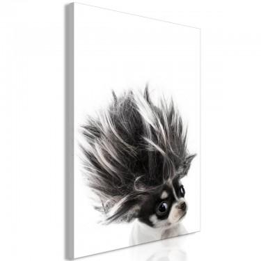 Obraz  Chihuahua (1częściowy) pionowy