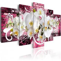 Obraz - Wariacja na temat orchidei