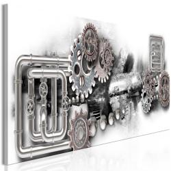 Obraz  Dziwna maszyna (1częściowy) wąski