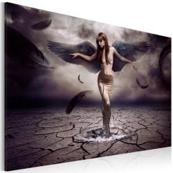 Obraz - Czarny anioł