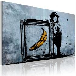 Obraz - Zainspirowane Banksym