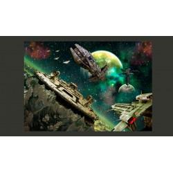Fototapeta  Flota kosmiczna