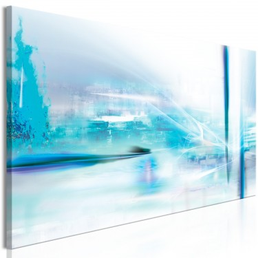Obraz  Królowa lodu (1częściowy) wąski