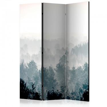 Parawan 3częściowy  Zimowy las [Room Dividers]