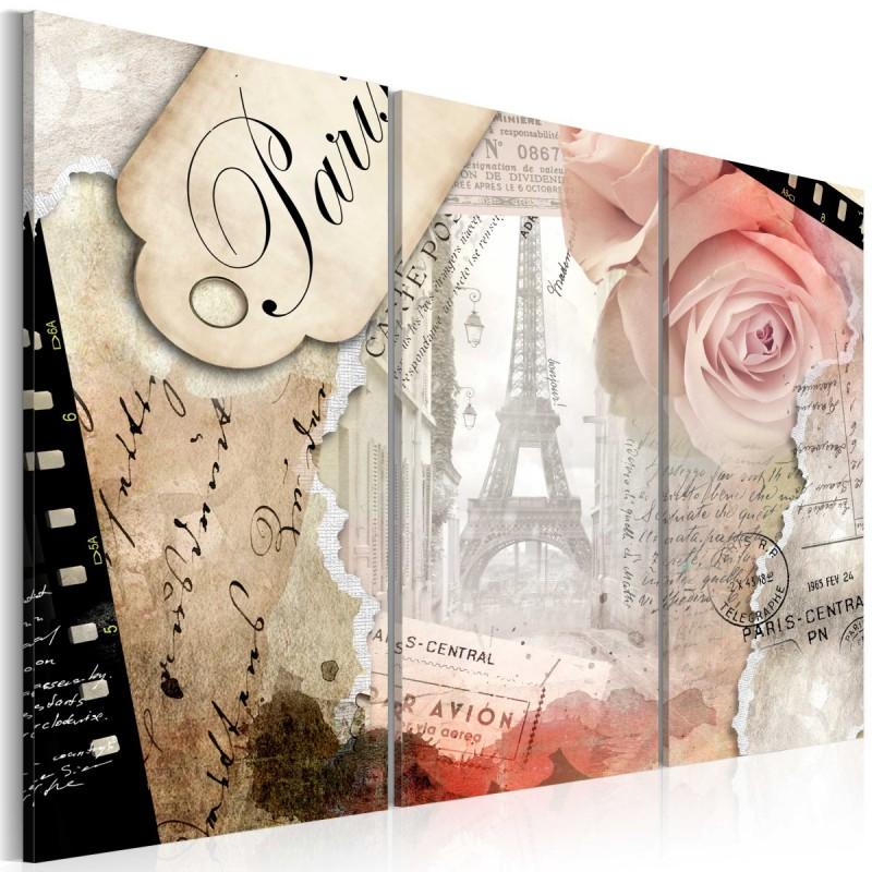 Obraz  Paris central ...