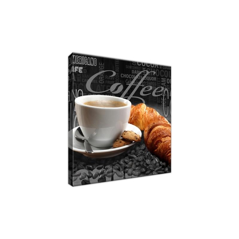 Obraz Czarna kawa