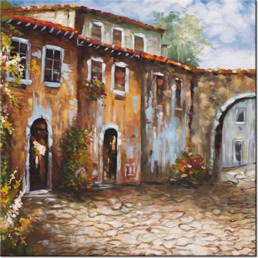 Obraz Urokliwa uliczka
