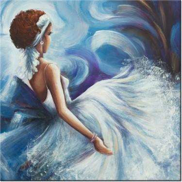 Obraz Kobieta w tańcu