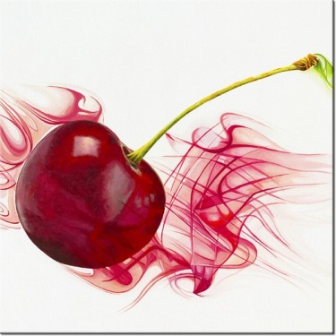 Obraz Soczysta wiśnia