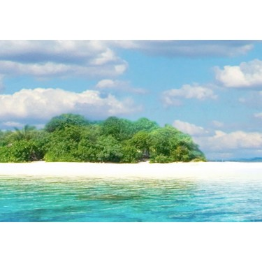 Obraz  Rajska wyspa