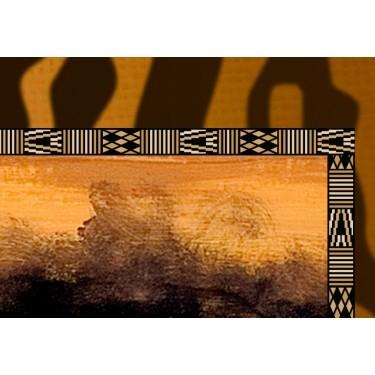 Obraz  Afrykańskie żyrafy