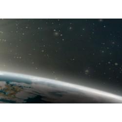 Obraz  Niebieska planeta  Ziemia