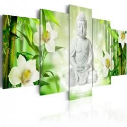 Obraz - Budda i jaśmin