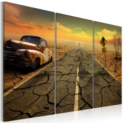 Obraz  Na pustyni