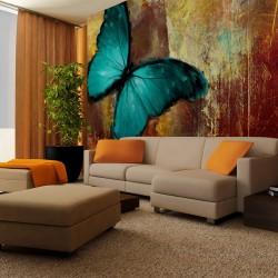 Fototapeta Painted butterfly