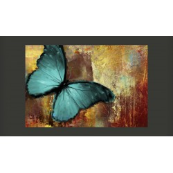 Fototapeta  Painted butterfly