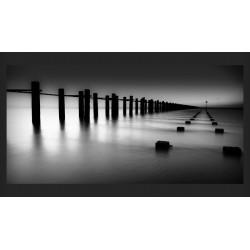 Fototapeta  Ujście Tamizy w Shoeburyness, Anglia