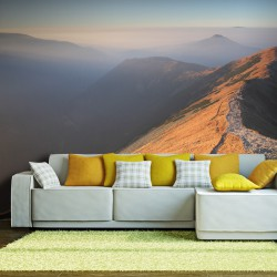 Fototapeta Szlak w Tatrach Zachodnich