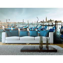 Fototapeta  Gondole na Canal Grande, Wenecja