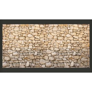 Fototapeta  iluzja  kamień