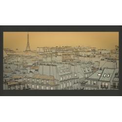 Fototapeta  Dobranoc Paryżu