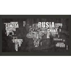 Fototapeta  Hiszpańska geografia